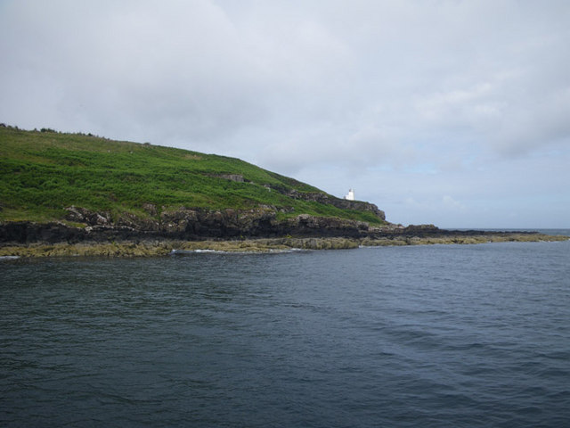 Eastern edge of Ardmore Point