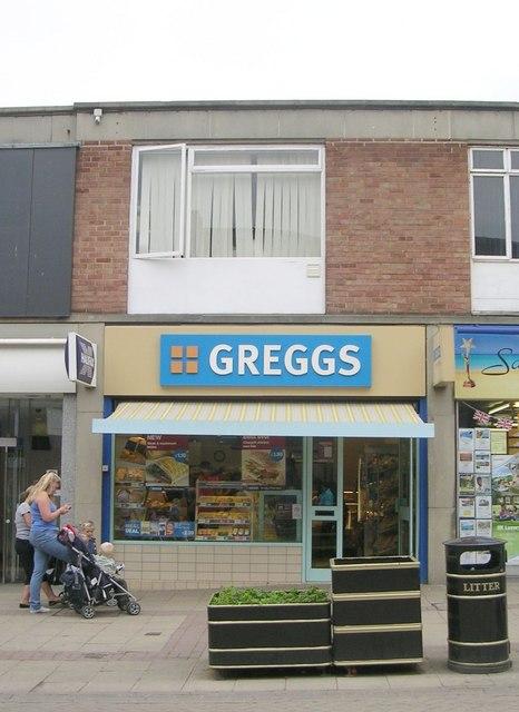 Greggs - High Street