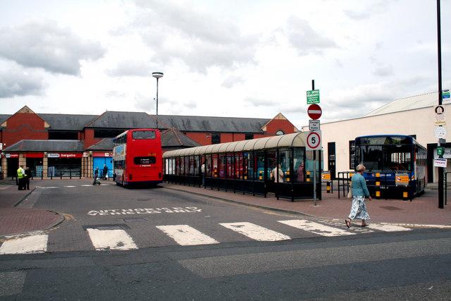 Carlisle bus station