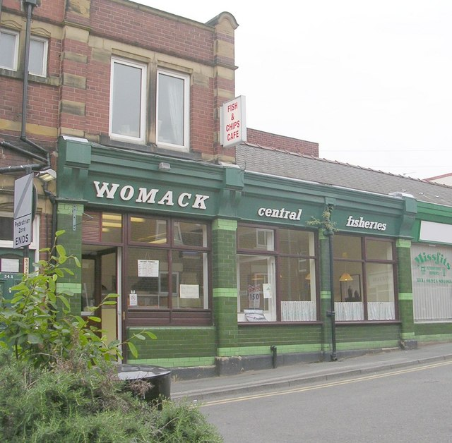 Womack central fisheries - Church Lane