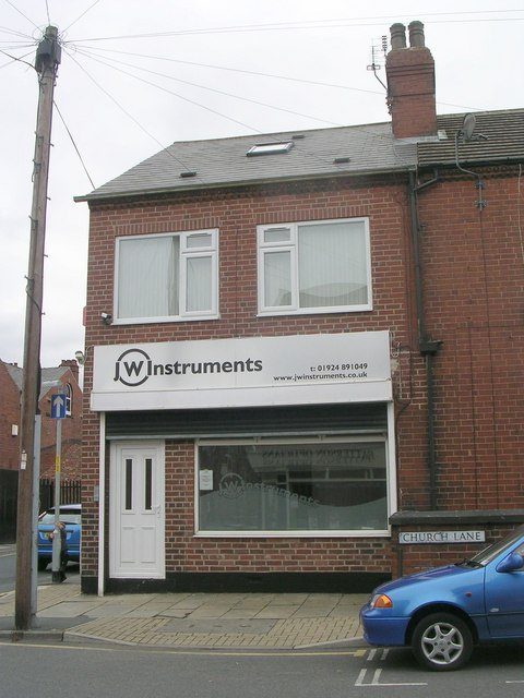 JW Instruments - Church Lane