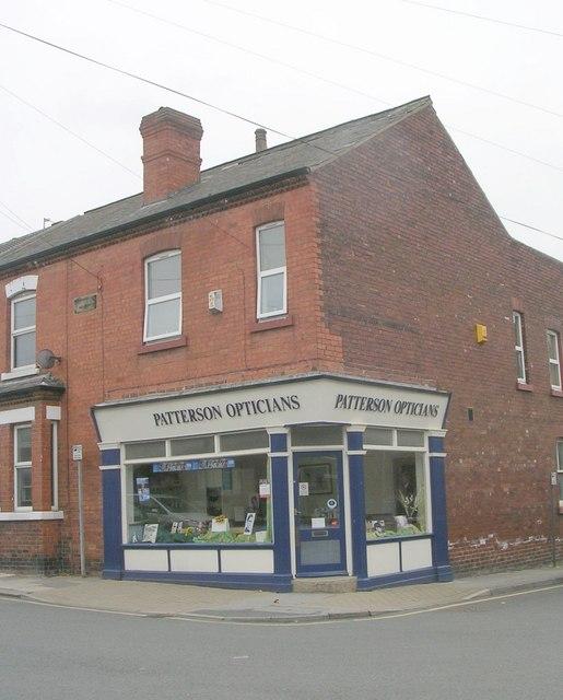 Patterson Opticians - Church Lane