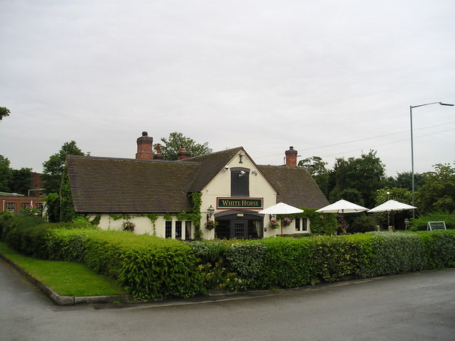 The White Horse Pub, Curdworth