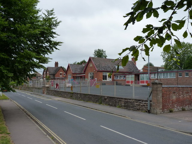 St Chad's primary school, Pattingham