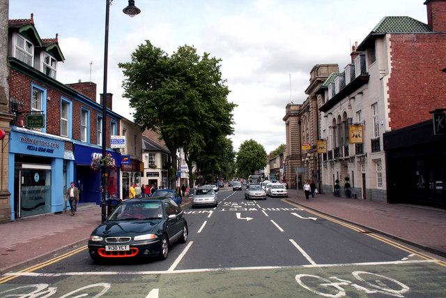Carlisle:  Warwick Street