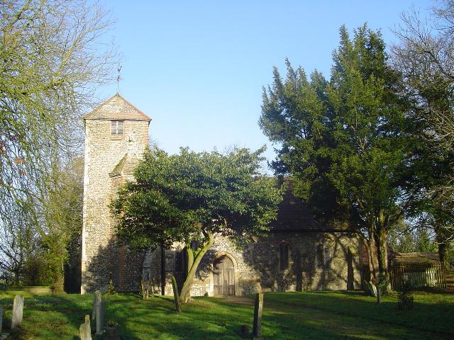 Athelington St Peter's Church
