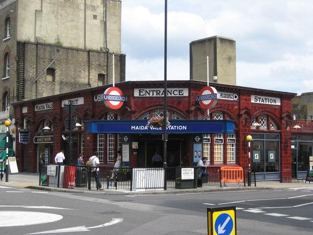 Maida Vale Underground Station