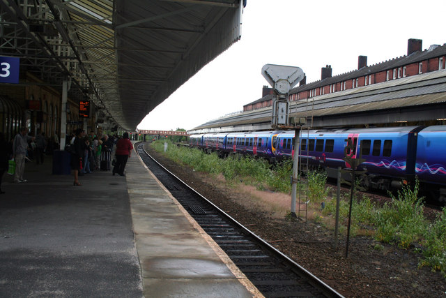 Bolton Station