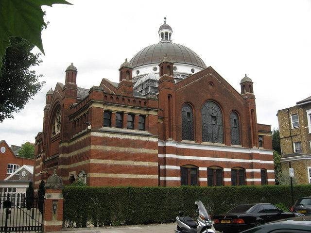 Lauderdale Road Synagogue, Maida Vale