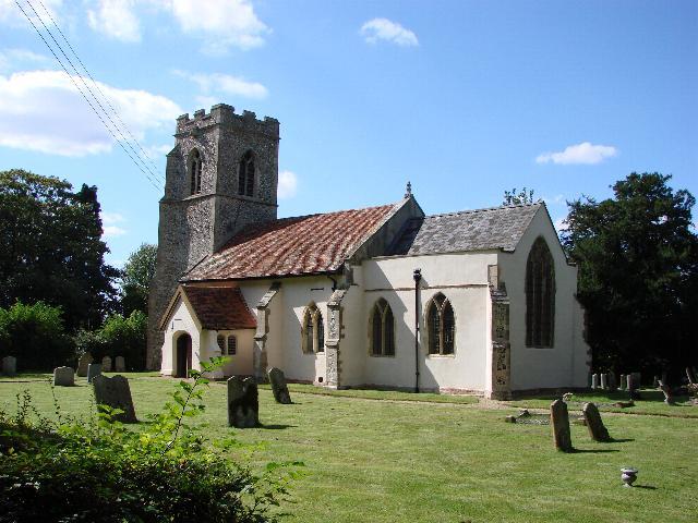 Nedging St. Mary's Church