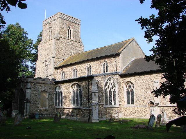 Westhorpe St Margaret's Church