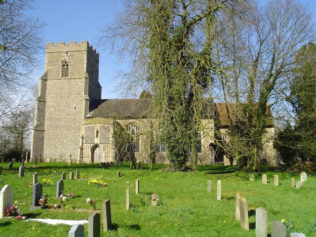Wickham Skeith St Andrew's Church