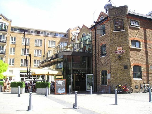 The Boathouse Pub, Putney