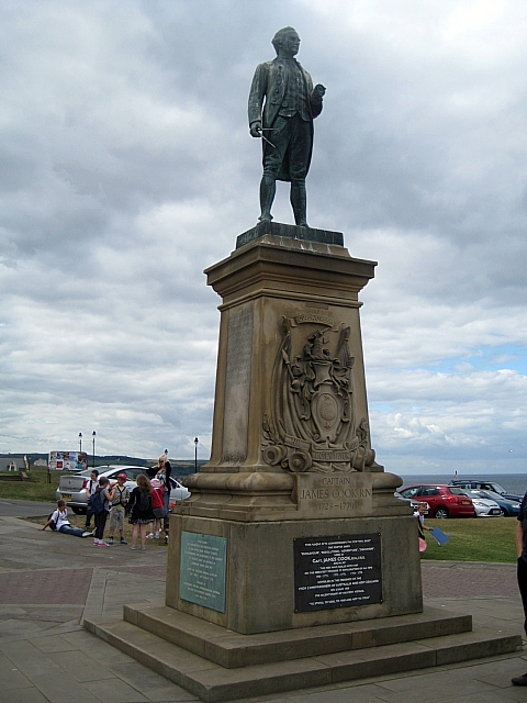 Statue of Captain Cook (1)