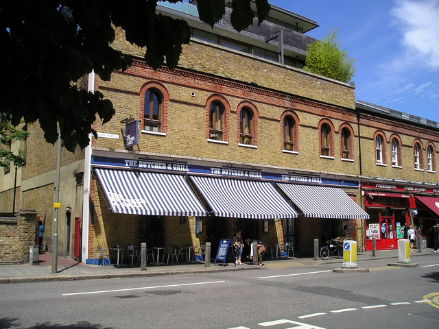 The Butcher and Grill Pub, Battersea