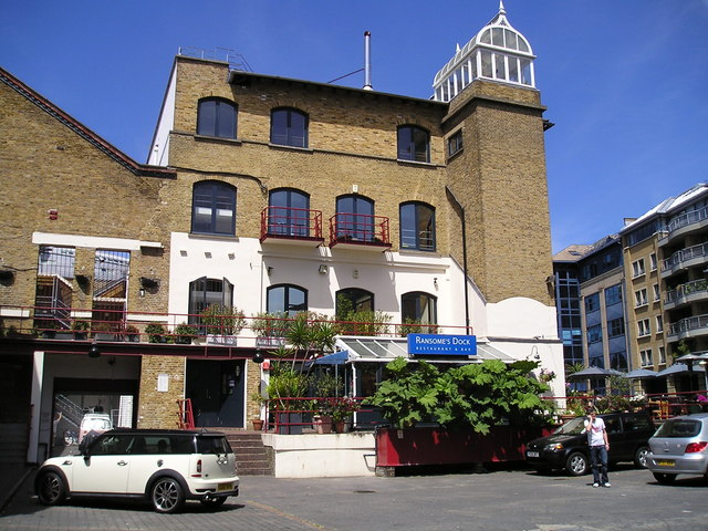 Ransome's Dock Restaurant and Bar Pub, Battersea