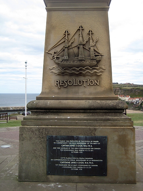 Statue of Captain Cook (3)