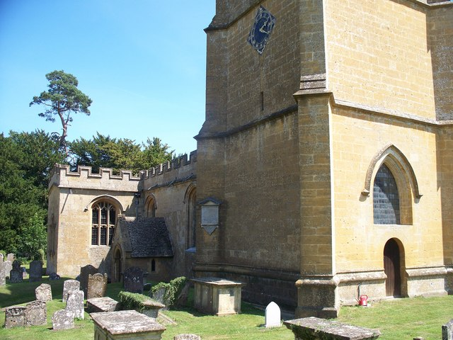 Church of St Mary, Temple Guiting