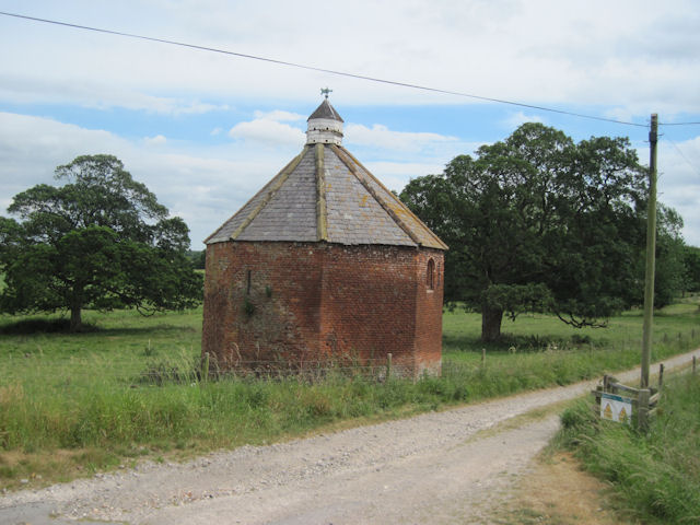 Dovecote at Belleau