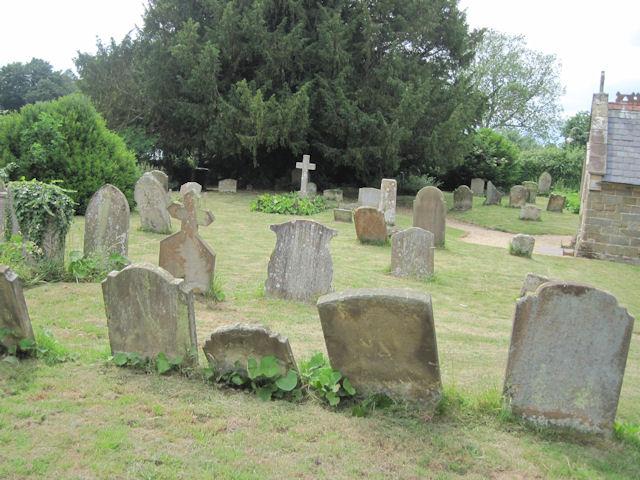 Churchyard at Belleau