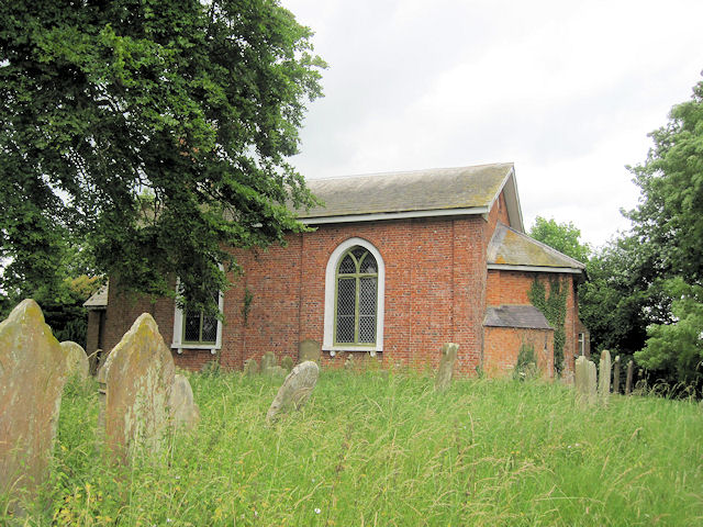 St Nicholas Church Swaby