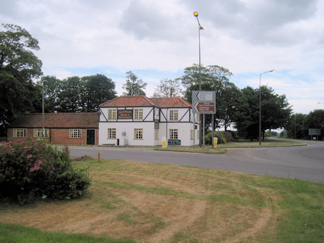 Haywain Motel Ulceby Cross
