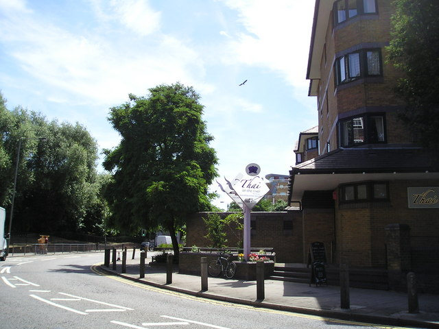 The Thai on the River Pub, Battersea