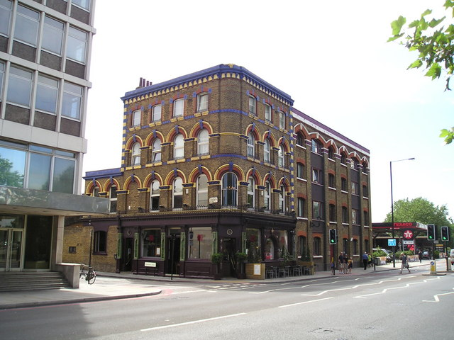 The Rose Pub, Albert Embankment