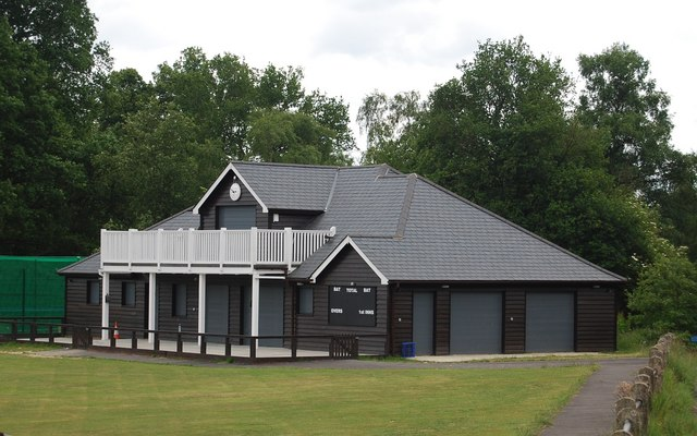 Linden Park Cricket Club Pavilion