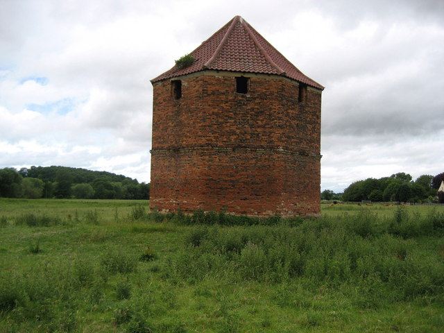 Dovecote at Low Middleton Farm