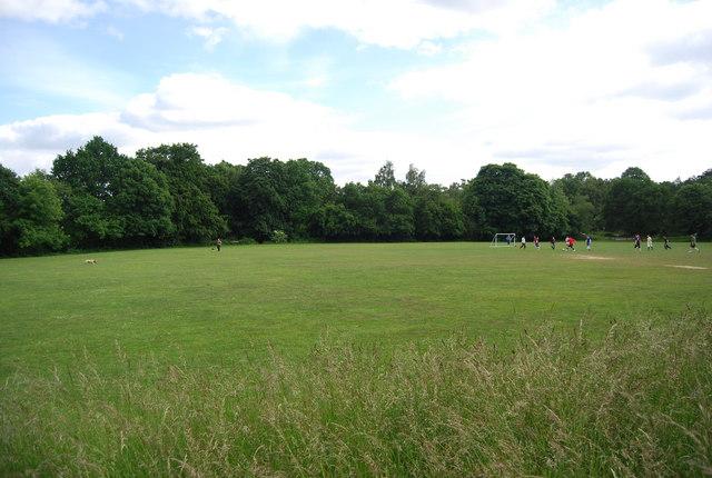 Lower Cricket Ground, Tunbridge Wells Common