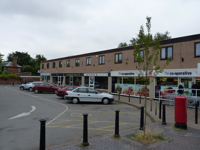 Shops and businesses in Pattingham