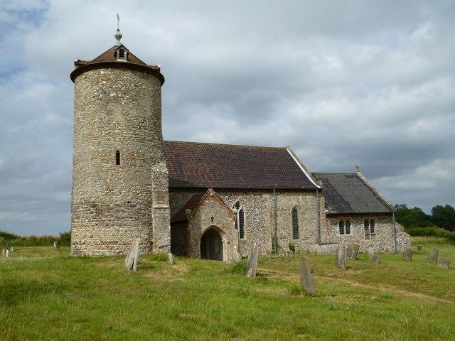 Little Snoring: St Andrew's Church