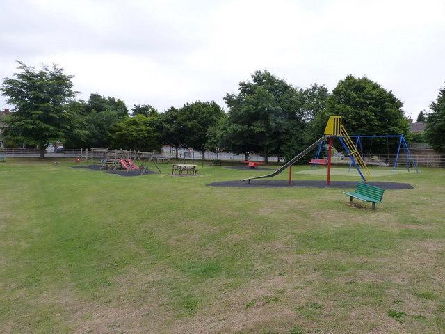 Play area in Pattingham