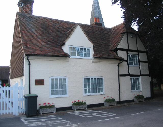 By Fordwich church