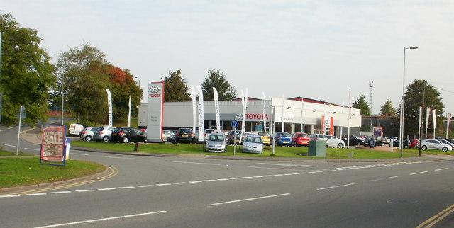 Toyota World, Newport