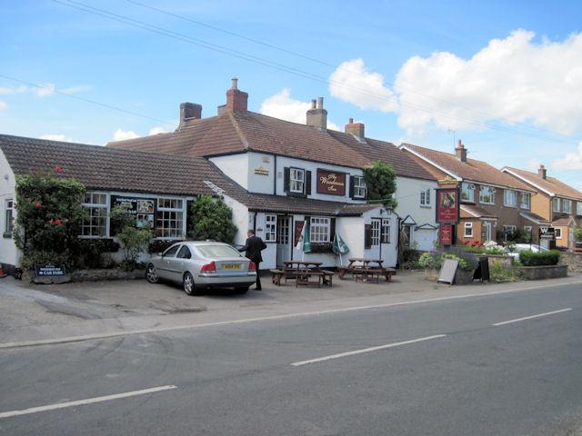 Woodman Inn Burneston