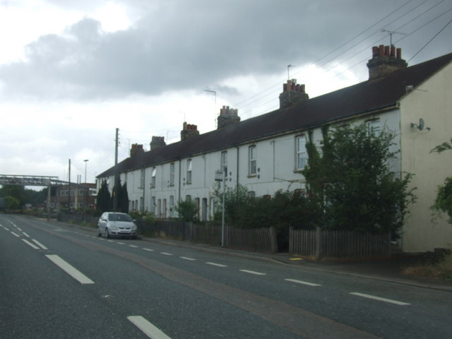 Formby Terrace, Halling