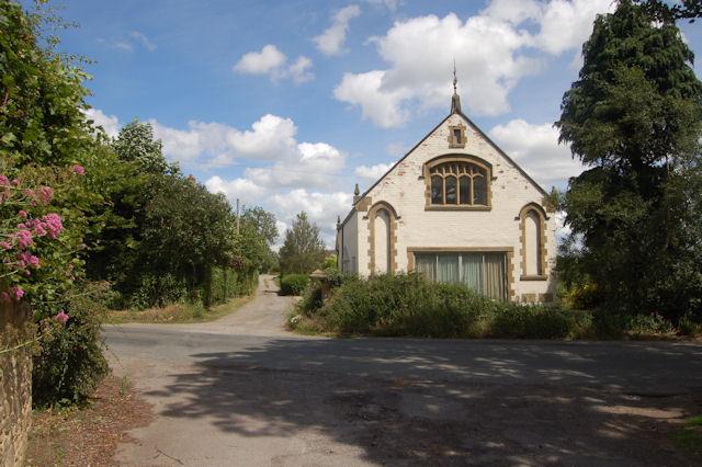Methodist Chapel Exelby