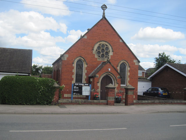Methodist chapel Leeming