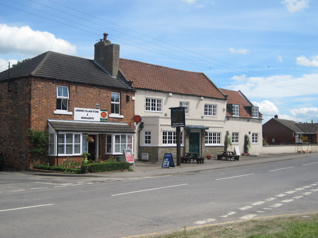 Willow Tree Inn and village shop