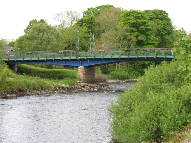 Dalginross Bridge, Comrie