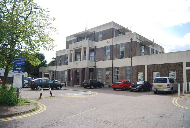 The Kent and Sussex Hospital