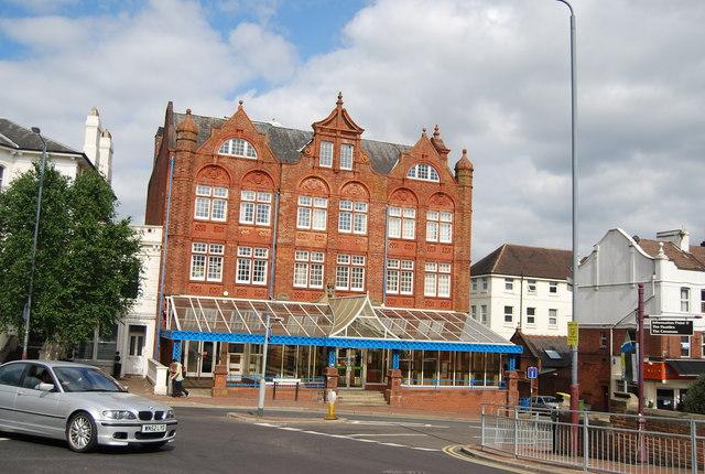 Job Centre, Grosvenor Rd