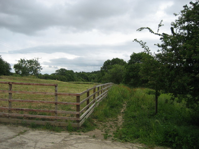 Teesdale Way at Holme House Farm