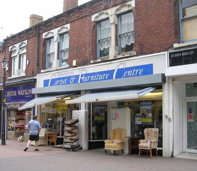 Normanton Carpet & Furniture Centre - High Street