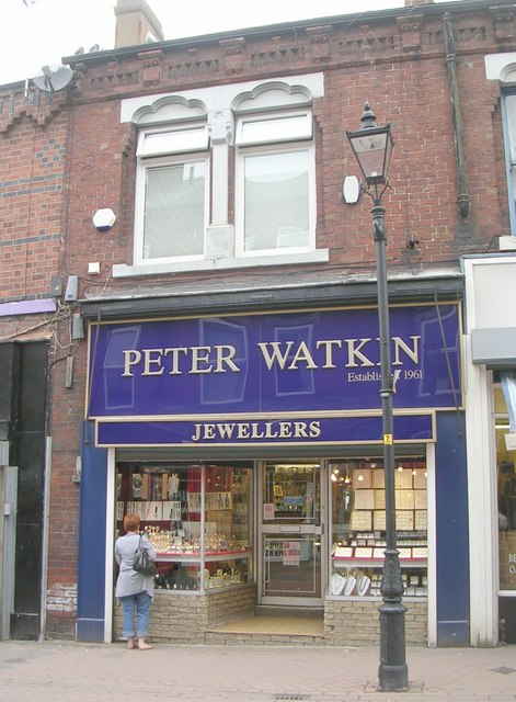 Peter Watkin Jewellers - High Street
