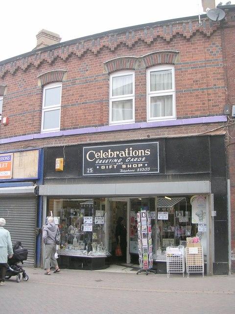 Celebrations - High Street