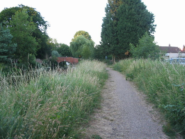 Cycleway, Fordwich