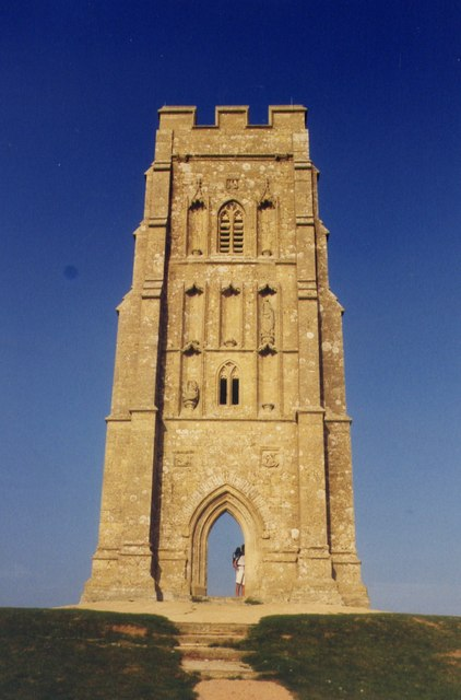 St Michael's Glastonbury Tor